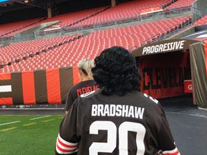 Adriane Thompson Bradshaw Browns
